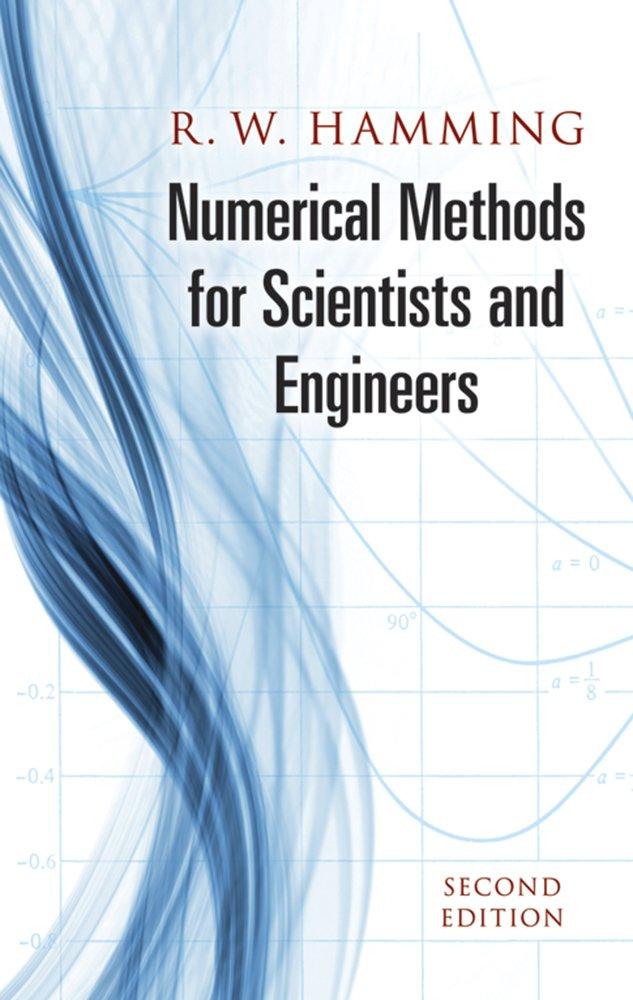 Pdf books numerical analysis