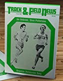 1973 Vintage Track & Field News - University of Oregon Ducks - Oregonian Distancemen Romp - Canvas Gallery Wrap - 11 x 14