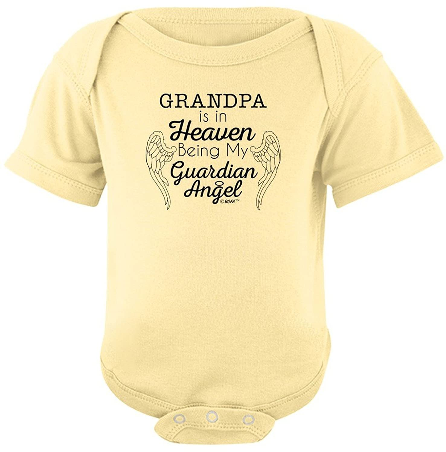 Amazon Baby Gifts For All Grandpa in Heaven Being Guardian