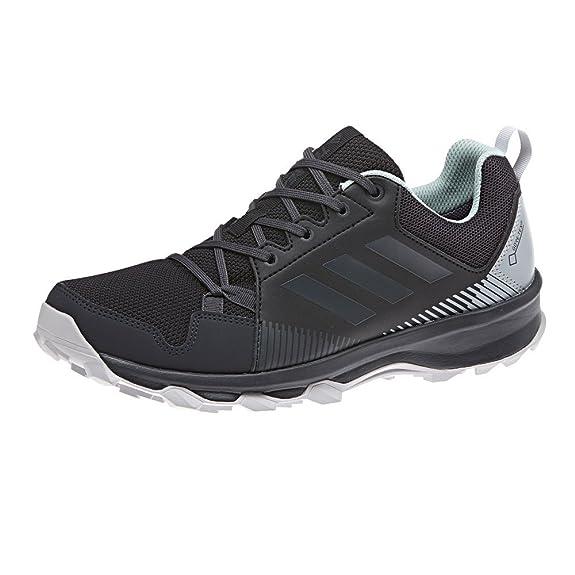 adidas Damen Terrex Tracerocker GTX Traillaufschuhe, Schwarz (Cblack/Carbon/Ashgrn Cblack/Carbon/Ashgrn), 38 2/3 EU