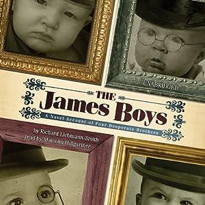 The James Boys Audiobook