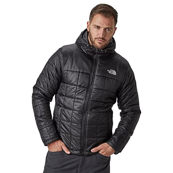 c583a5c409f4 Image Unavailable. Image not available for. Colour: THE NORTH FACE Men's Exhale  Insulated Jacket, Black ...