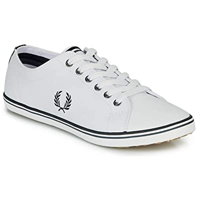 Fred Perry Kingston Leather B6167A38, Scarpe Sportive 43