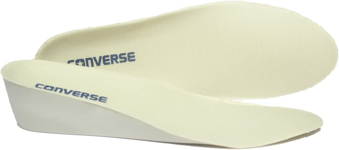 Noveno Incontable Cena  Converse Insoles Heel 3cm Shoes Care New Size 36: Amazon.co.uk: Sports &  Outdoors