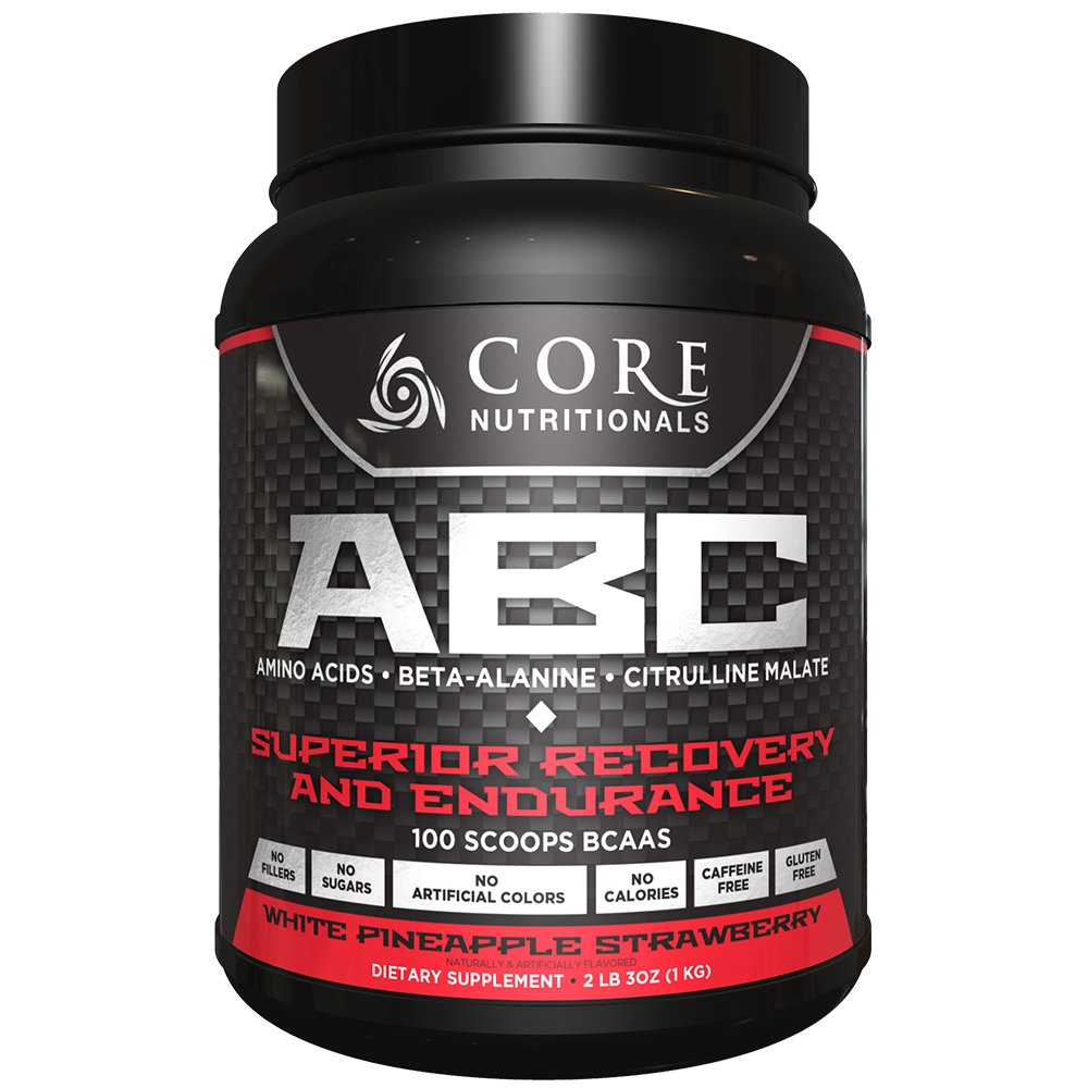 Core Nutritionals Core ABC White Pineapple Strawberry 2 lb. 3oz