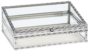 Antique Silver Jewelry Boxes | Pottery Barn