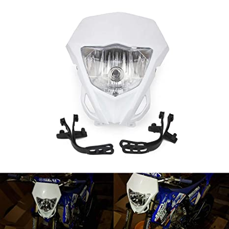 Auto Parts & Accessories Motorcycle Headlight Assemblies New Headlight Head Lamp Light StreetFighter For KTM Dirt Bike Motocross Enduro
