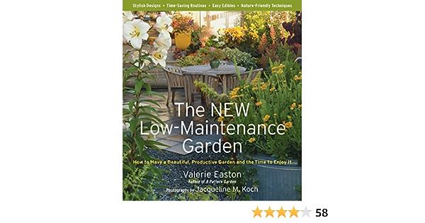 No.1 Spring 1983 ~ Vintage 1980s Paperback Gardening Booklet A Handbook~ Brooklyn Botanic Garden Record ~ Vol.40 Low-Maintenance Gardening