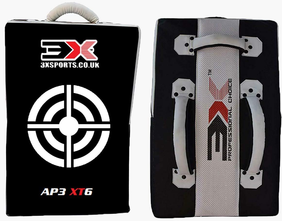 3X Professional Choice Unterleibsschutz aus Maya-Leder Muay Thai MMA Abdo-Ausr/üstungsschutz Martial Arts Cup Sparring Jock Strap