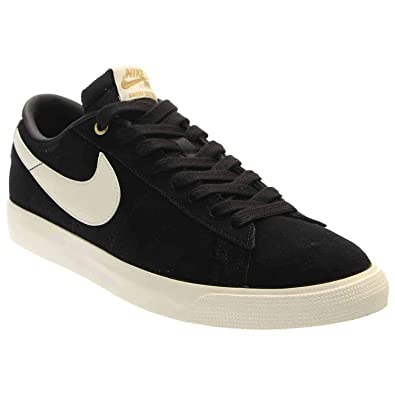 website for discount reliable quality big sale NIKE SB Blazer Low GT Black/Sail Mens Skateboarding Shoe US ...