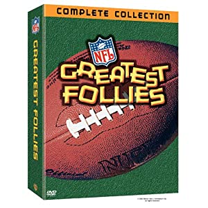 NFL Greatest Follies Complete Collection (2011)