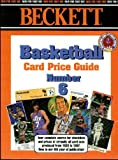 Basketball Card Price Guide, Beckett Publications Staff, 1887432272