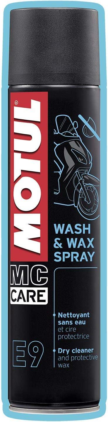 Motul 103258 Wash and Wax Spray, 11.4 Fluid_Ounces