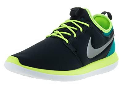 sports shoes a475b db25d Nike W Roshe Two Flyknit (Bright Melon, White   Black) End