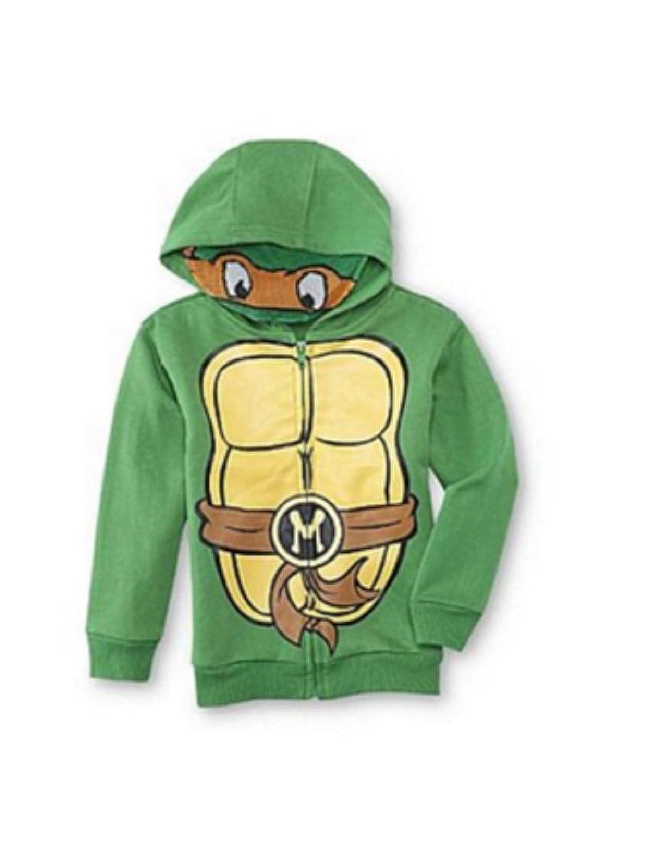Amazon.com: TMNT Teenage Mutant Ninja Turtle Little Boys ...