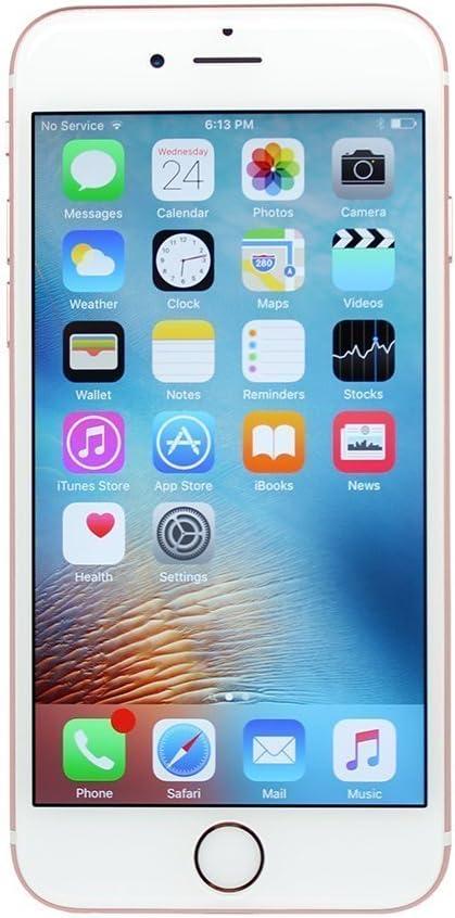 Apple Iphone 6S Plus, 32Gb, Rose Gold - für T-Mobile (Renewed)