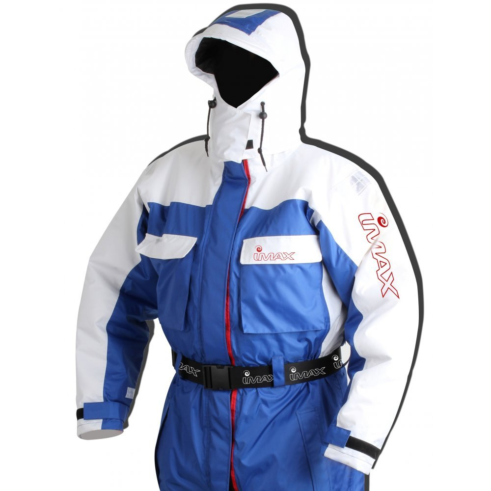IMAX nautex Floatation Suit XXXL Blue/White - 1pcs Ropa ...