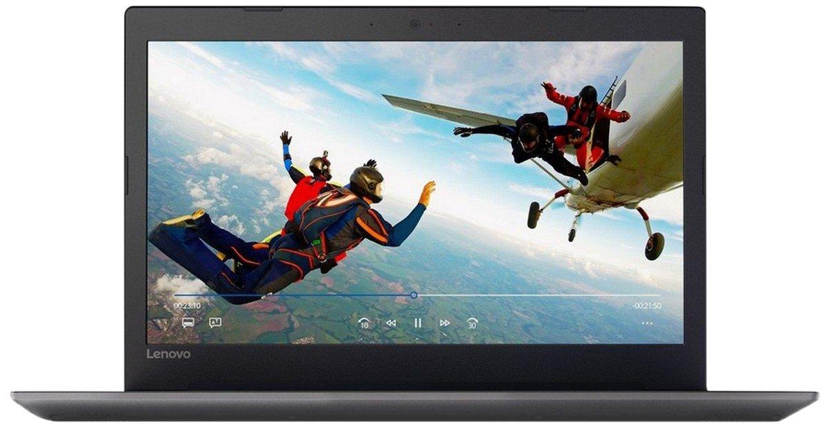 Lenovo Ideapad 320E 80XL0376IN 15.6-inch Laptop (7th Gen Core i5-7200U/4GB/1TB/FreeDOS/2GB Graphics), Onyx Black