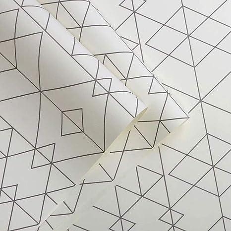 Rhombus Geometric Minimalist Wallpaper