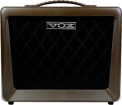 VOX VX50-AG 50W - Amplificador acústico compacto para guitarra con tubo de vacío NuTube