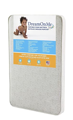 Dream-On-Me Foam Pack and Play Mattress