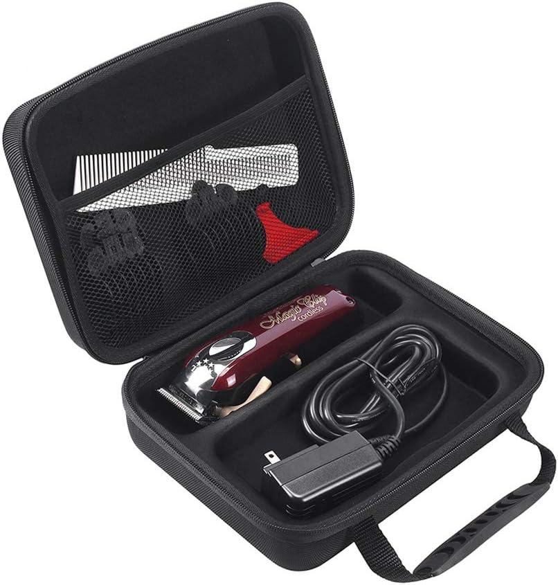 Seracle 08148-016 - Funda rígida de almacenamiento para cortadora de pelo Wahl