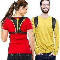 Posture Corrector for Women & Men- Adjustable Size- Relieves Back Pain Neck Pain Shoulder Pain - Back Brace Posture…