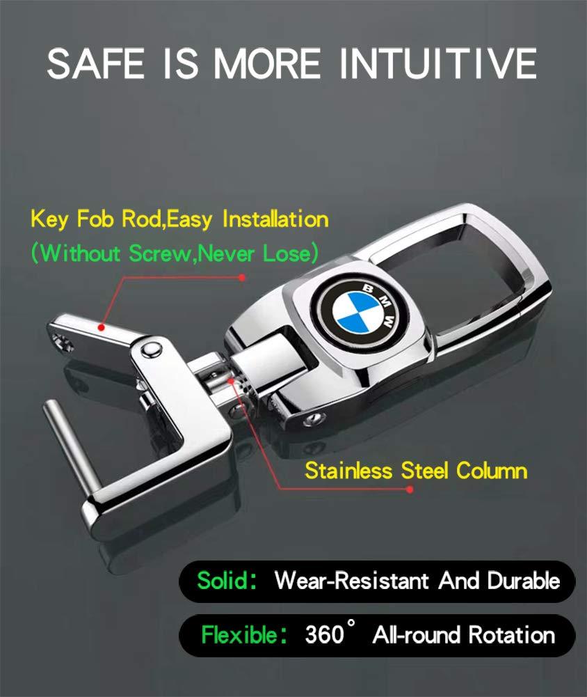 GZNY Flip Car Keychain for Mercedes Benz Heavy Duty