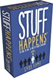 STUFF HAPPENS Card Game Goliath Games 2+ Players Ages 13+