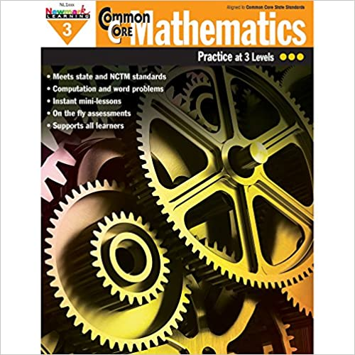 Newmark Learning - Common Core Mathematics For Grade 3