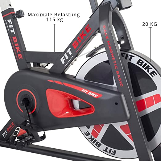 Bike Fit fitbike Indoor Cycle Race Magnetic Basic – 20 kg Volante ...