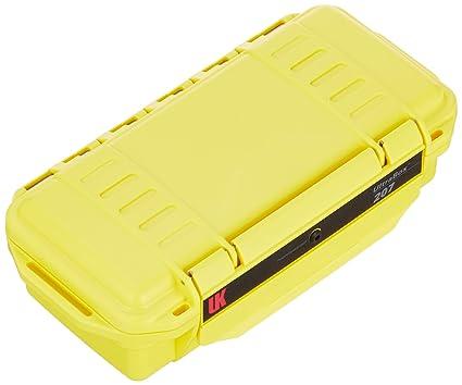 UK Lights Ultrabox 207 Boîte 20 cm 0,6 l Jaune