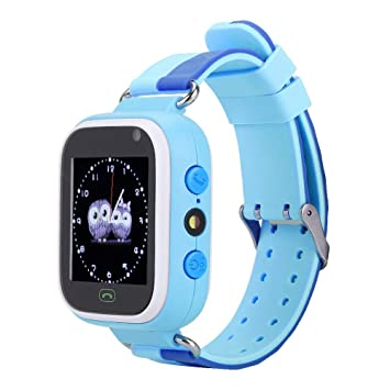 Kids Smartwatch Phone, Reloj Inteligente GPS Tracker 1.44 ...