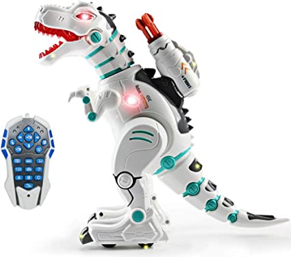 Amazon Com Wodtoizi Robot De Control Remoto Dinosaurio Juguete Interactivo Rc Dinosaurio Roar Robot Caminar T Rex Educativo Inteligente Bailando Misiles De Cantar Lanzamiento De Niebla De Agua Pulverizacion Narracion De Historias Aprendizaje Toys Ver más ideas sobre dinosaurios, animales prehistóricos, arte de dinosaurio. wodtoizi robot de control remoto dinosaurio juguete interactivo rc dinosaurio roar robot caminar t rex educativo inteligente bailando misiles de