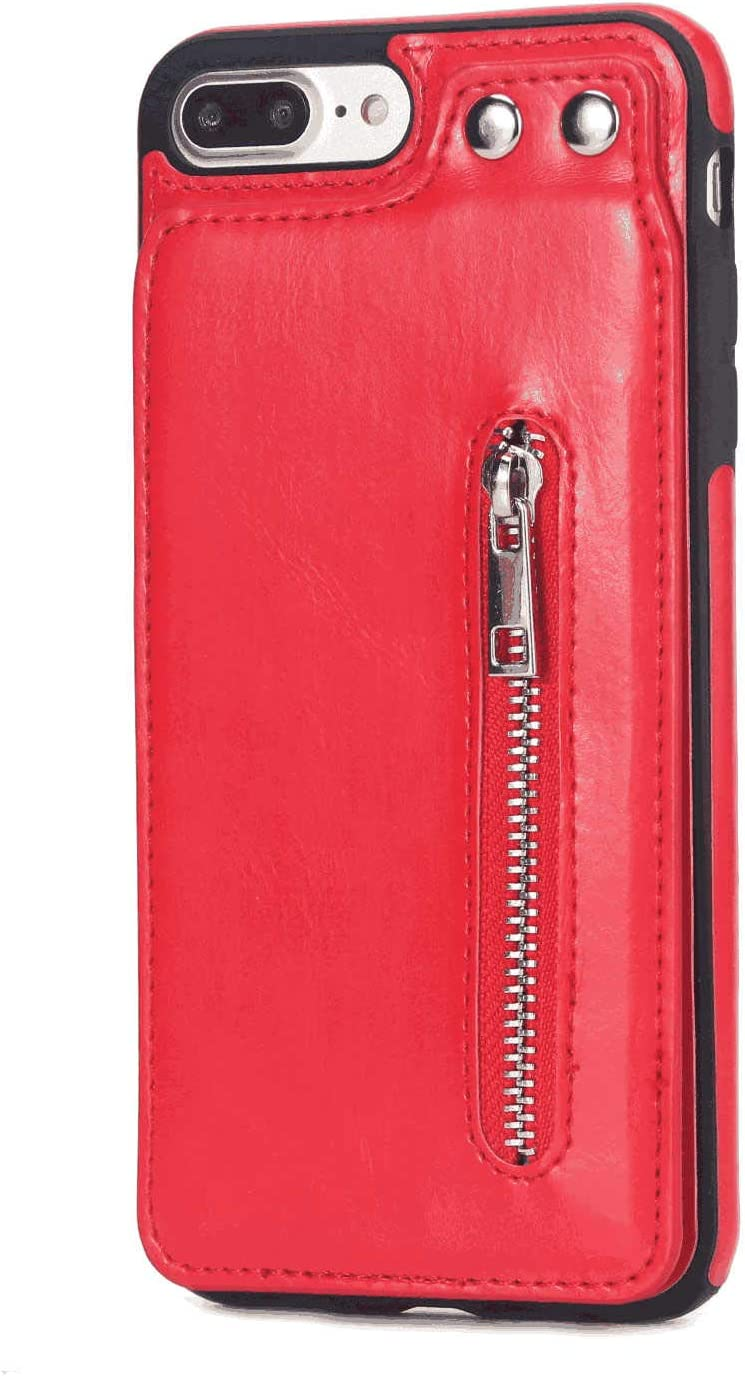 Cover for Leather Card Holders Kickstand Wallet case Extra-Shockproof Business Flip Cover Samsung Galaxy S10 Plus Flip Case