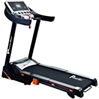Powermax Fitness TAC-325 (2.0HP) Semi-Commercial AC Motorized Treadmill with Auto-Inclination (Free Installation Service)