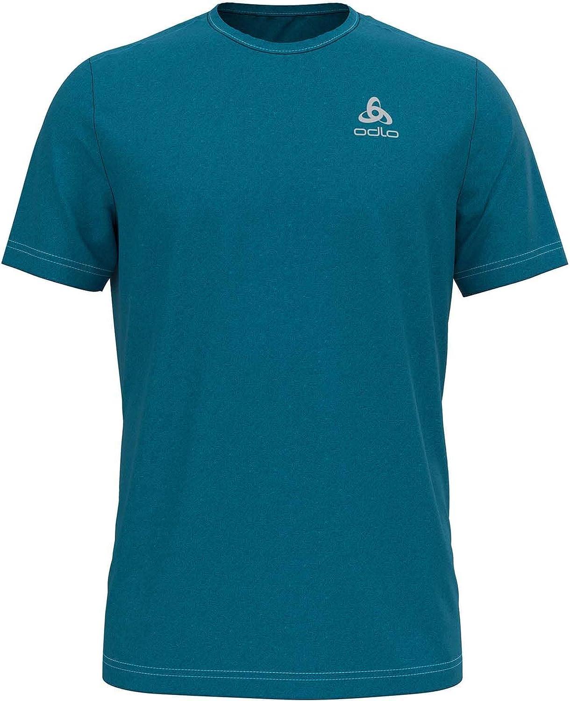Odlo T-Shirt S//S Crew Neck Millennium Element Camiseta Hombre