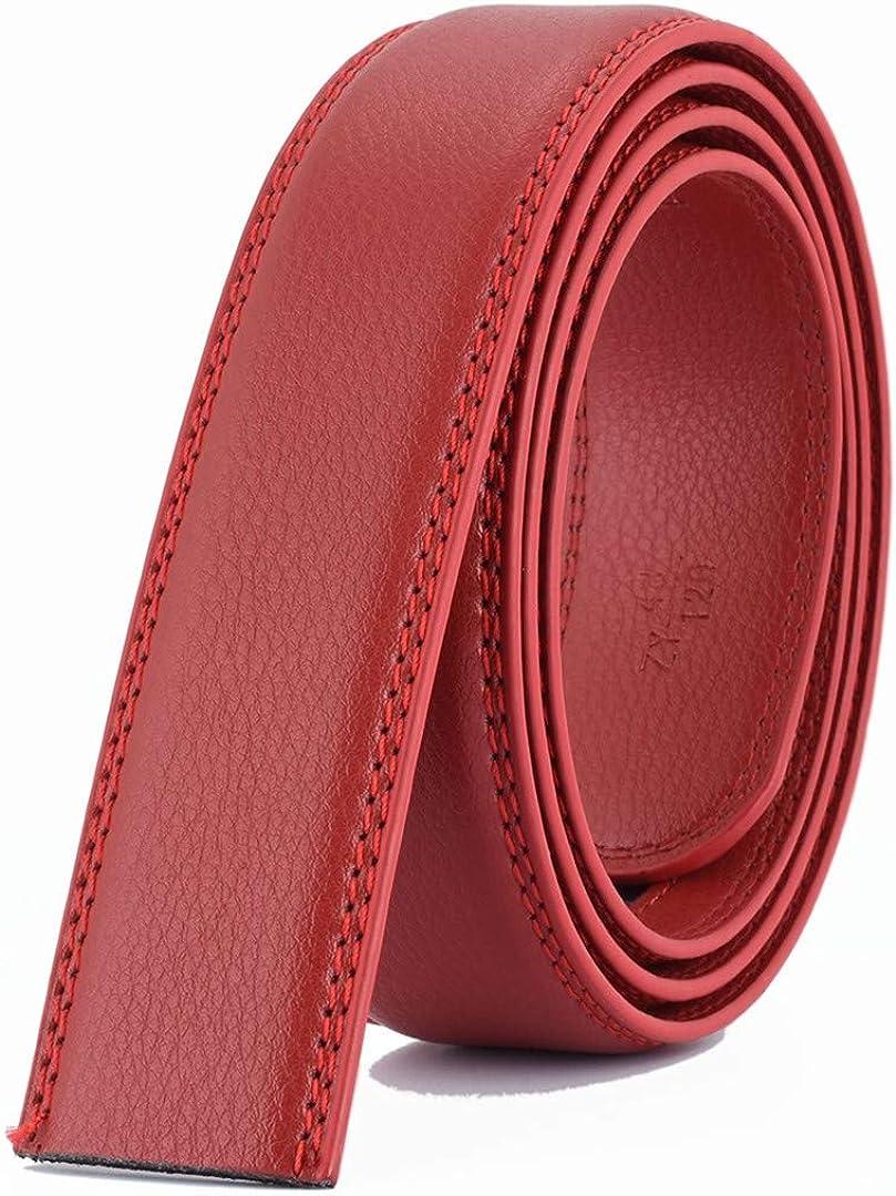 Fashion Designer 3.5Cm Belts Luxury Leather Men Belt Automatic Hombre