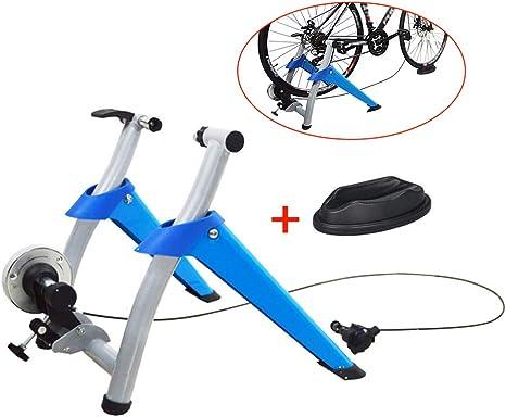 LUCKFY Indoor Bike Trainer Trainer Cubierta magnética Eexercise ...
