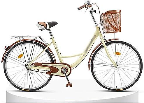 Comfort BikesAround The Bicicleta Cruiser para mujer de 24 ...
