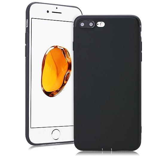 "3 opinioni per SMARTLEGEND Morbido Solido Cover per iPhone 7 Plus(5.5""), UltraSlim Sottile TPU"