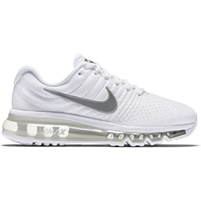 5e614129b2ee Nike - Air Max 2017 GS Black White - 851622100 - Color  White - Size