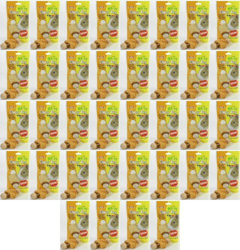 Peter's Chew Toy with Apple 36pk