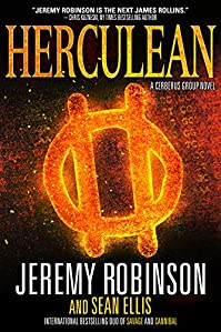 Herculean by Jeremy Robinson ebook deal