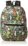 Best Nickelodeon Backpacks For High School Boys - Teenage Mutant Ninja Turtles Boys' All Over Print Review