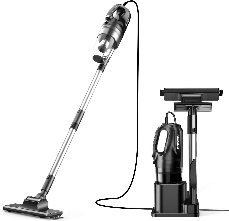 Aspiradoras de Mano con Cable Aspirador Vertical con Cable Succión 15 KPA: Amazon.es: Hogar