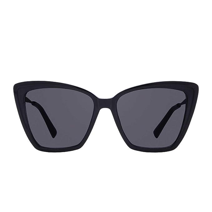 Amazon.com: DIFF Eyewear - Becky II - Gafas de sol Cat Eye ...