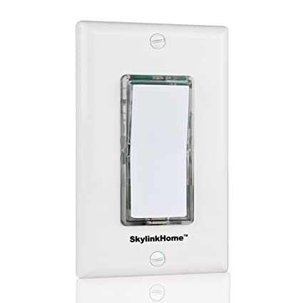 Skylinkhome Tb 318 Wireless Stick On Or Wall Mounted Battery