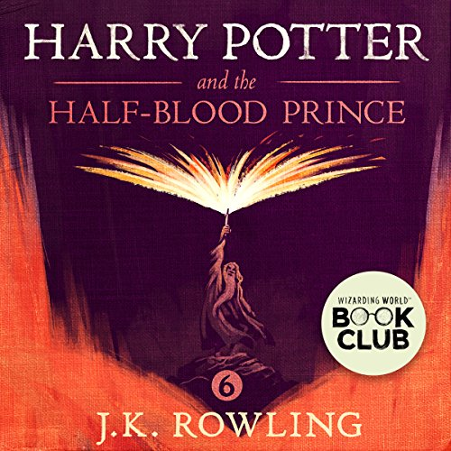 """Harry Potter and the Half-Blood Prince, Book 6"" av J.K. Rowling"