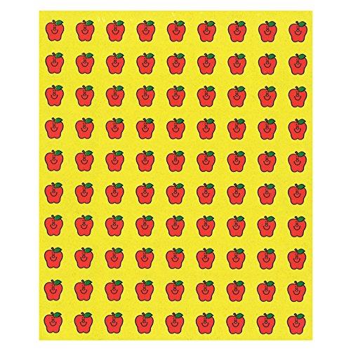 Apples Chart Seals - Seals Apples Chart